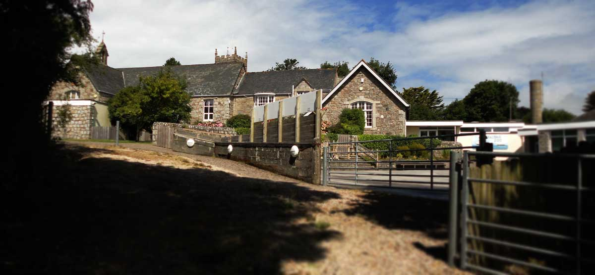 St. Maddern's Church of England Primary School! St. Maddern's is the oldest primary school in Cornwall